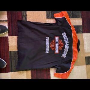 Harley-Davidson Shirts - Men's xl Harley Davidson button up shirt